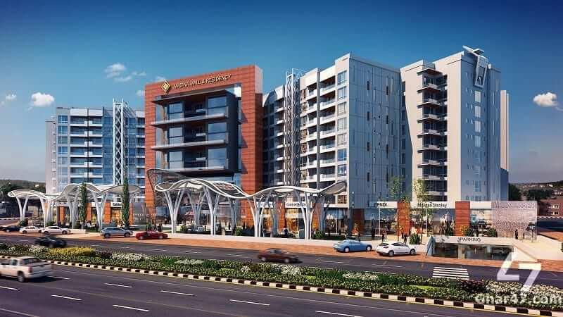 Madina Mall & Residency Bahria Enclave Islamabad