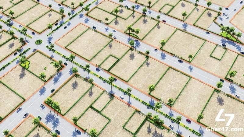 Al Hamd Canal View Multan – BOOKING DETAILS