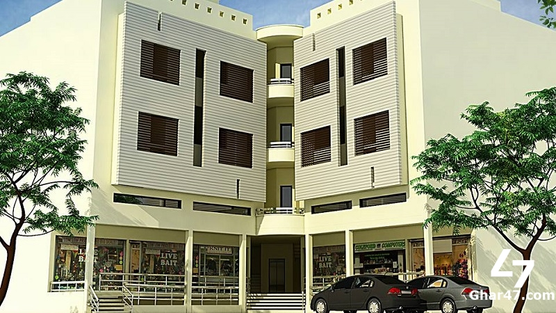 Cordoba Heights DHA 1 Islamabad – BOOKING DETAILS
