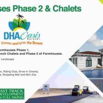 Payment Plan of DHA Oasis Karachi Farmhouses Phase 2||