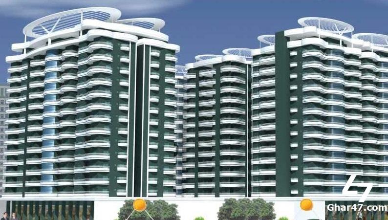 Daniyal Residency Karachi: 3, 4 & 5 Room Apartments
