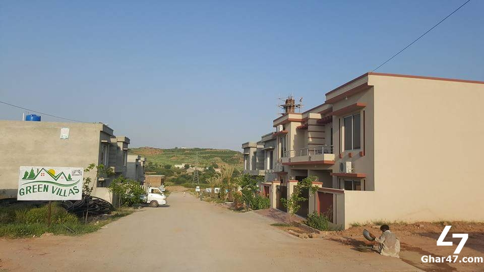 Green Villas Rawalpindi – BOOKING DETAILS