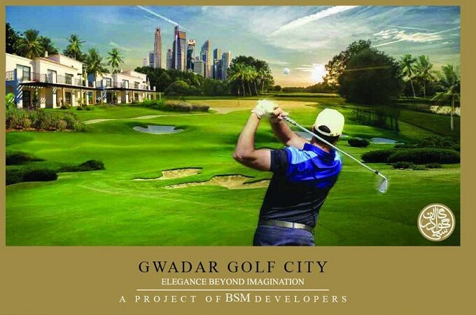 Gwadar Golf City BOOKING|