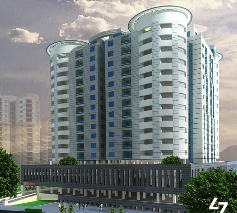 Payment Plan of Karim Residencia Gulshan-E-Iqbal Block 13-E Karachi     