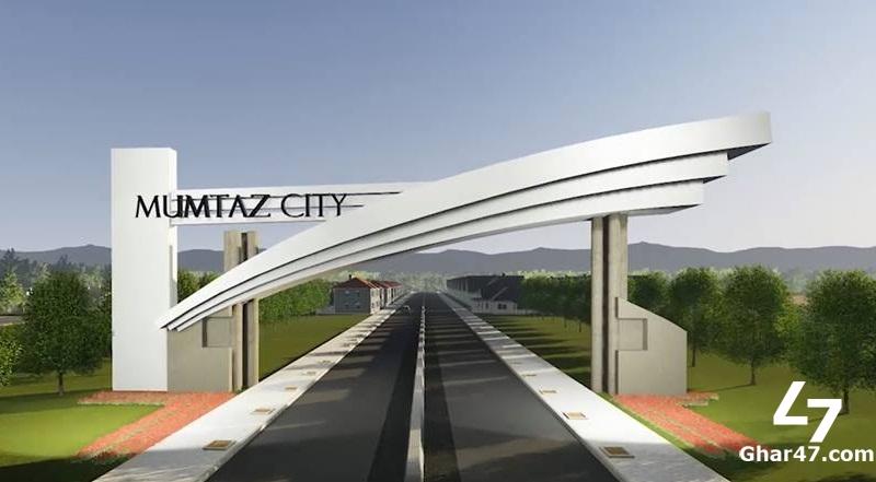 10 MARLA Plot Main 100 ft Double Road, Ravi Block Mumtaz City Islamabad