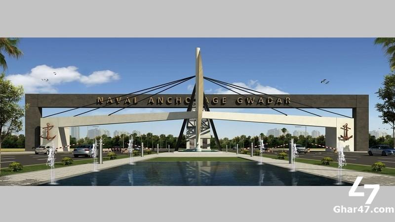 Naval Anchorage Gwadar – BOOKING DETAILS