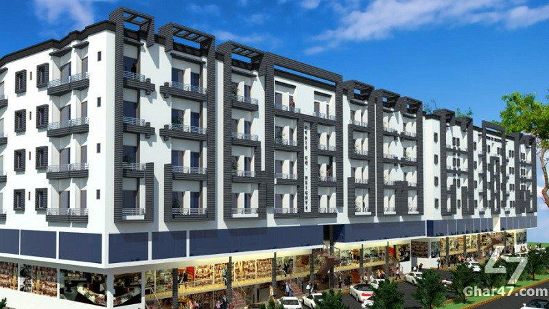Ovais Co Heights Islamabad – BOOKING DETAILS