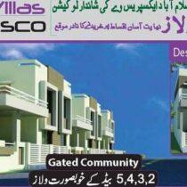 Payment Plan of Ovaisco Villas Islamabad|