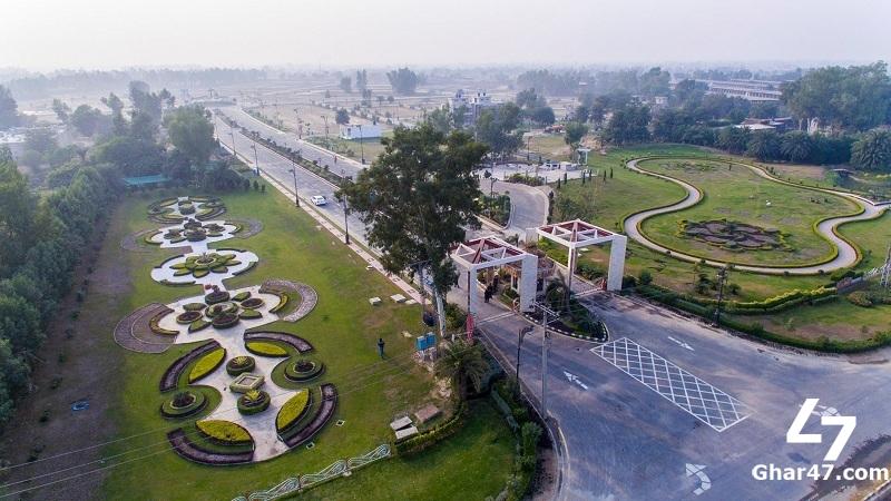 Palm City Lahore – BOOKING DETAILS