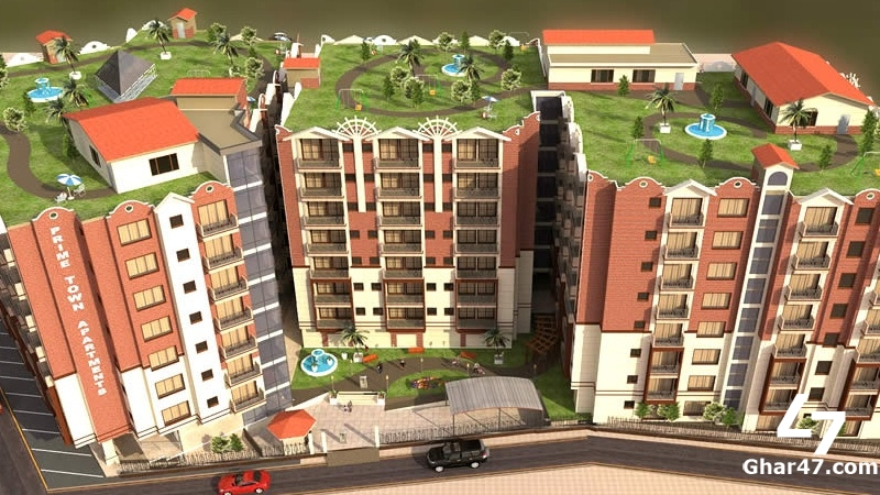 Prime Town Apartments Peshawar – BOOKING DETAILS