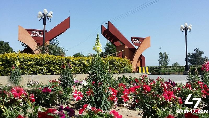River Garden Housing Scheme Gujrat – BOOKING DETAILS
