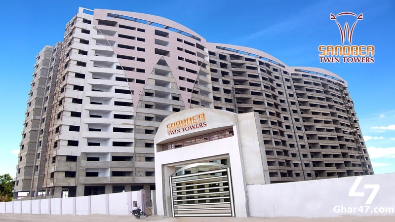 Sanober Twin Towers Karachi – BOOKINGD DETAILS