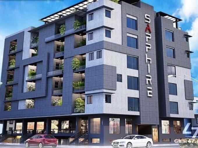 Payment Plan of Sapphire Arcade B-17 Islamabad||