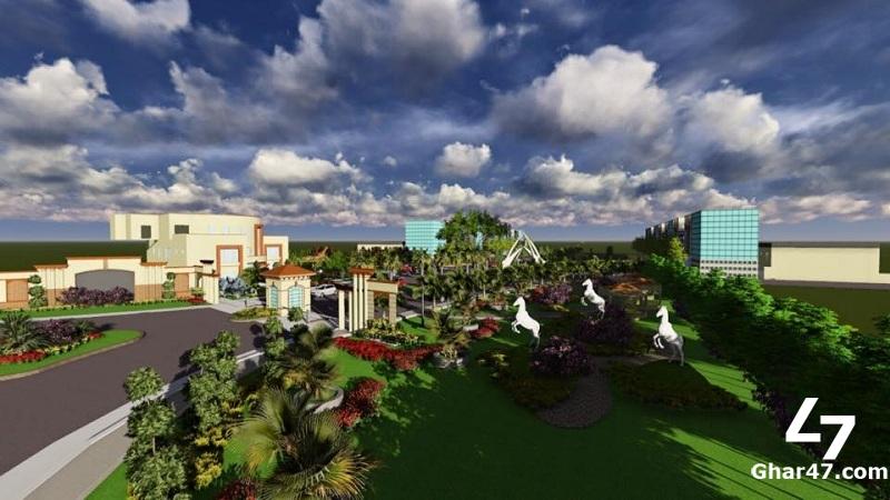 Safari Garden Housing Scheme Lahore New Deal Booking
