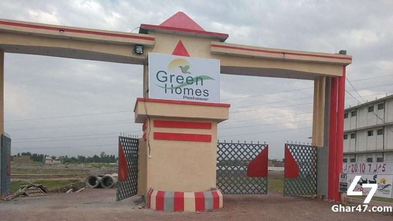 Green Homes Peshawar – BOOKING DETAILS