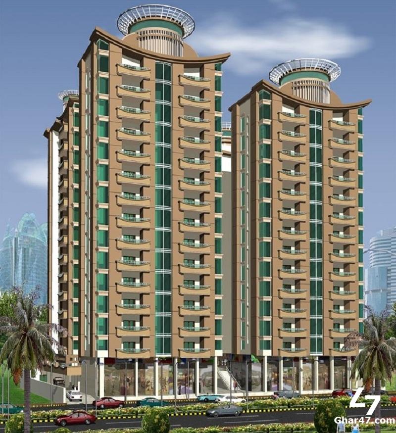 Taloo Gold Residency Karachi – BOOKING DETAILS