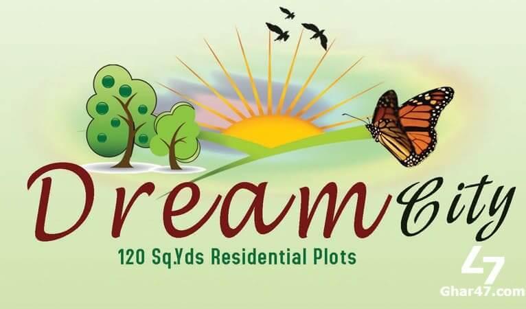 120 SQ YARDS Plots, Dream City Karachi