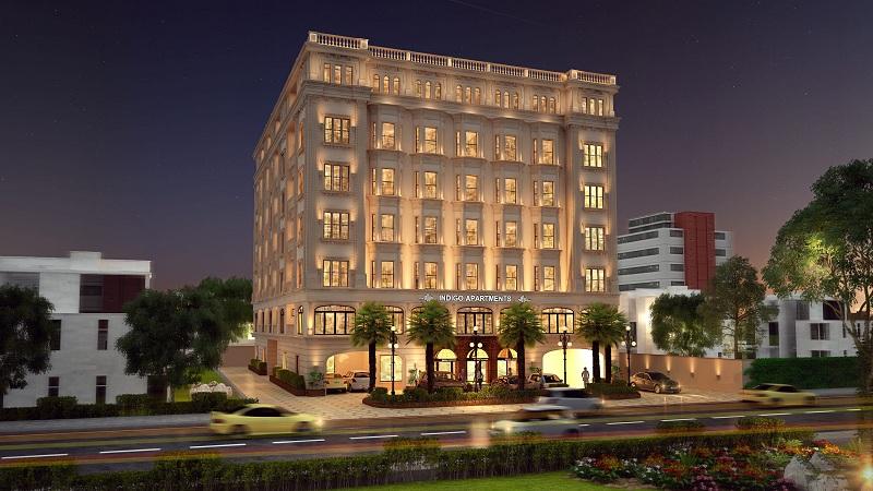 Indigo Boutique Apartments Lahore – BOOKING DETAILS