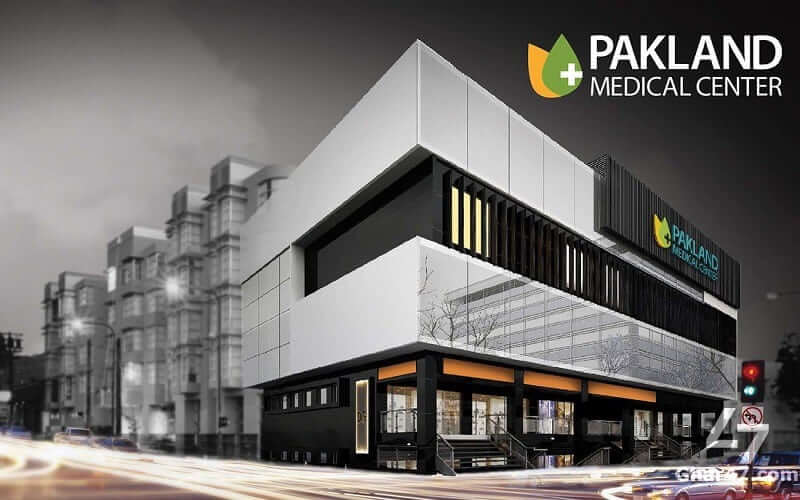 Pakland Medical Center F-8 Markaz Islamabad