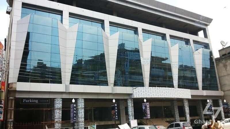 Rania Mall Rawalpindi – BOOKING DETAILS