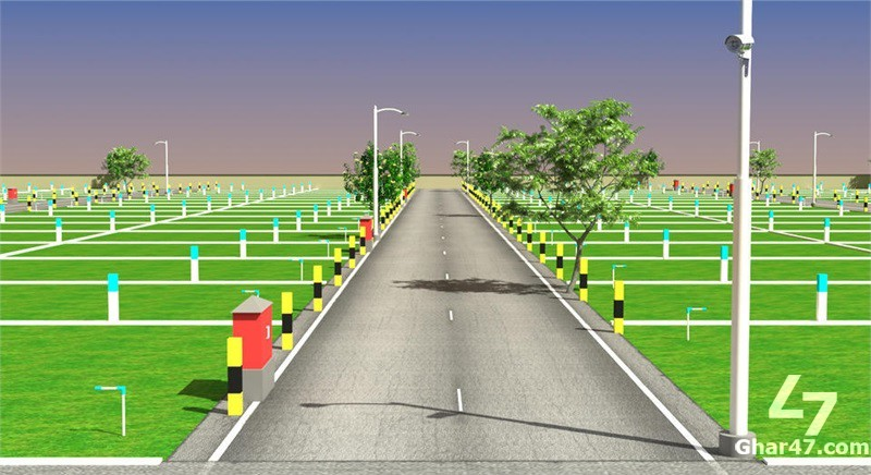 20 MARLA Plot For Sale In Nowshera