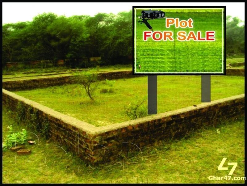 5 Marla plot for Sale in Block-E Soan Garden Islamabad