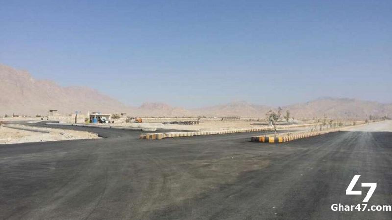 1080 SQF Plot For Sale In Zarghoon Housing Scheme Quetta