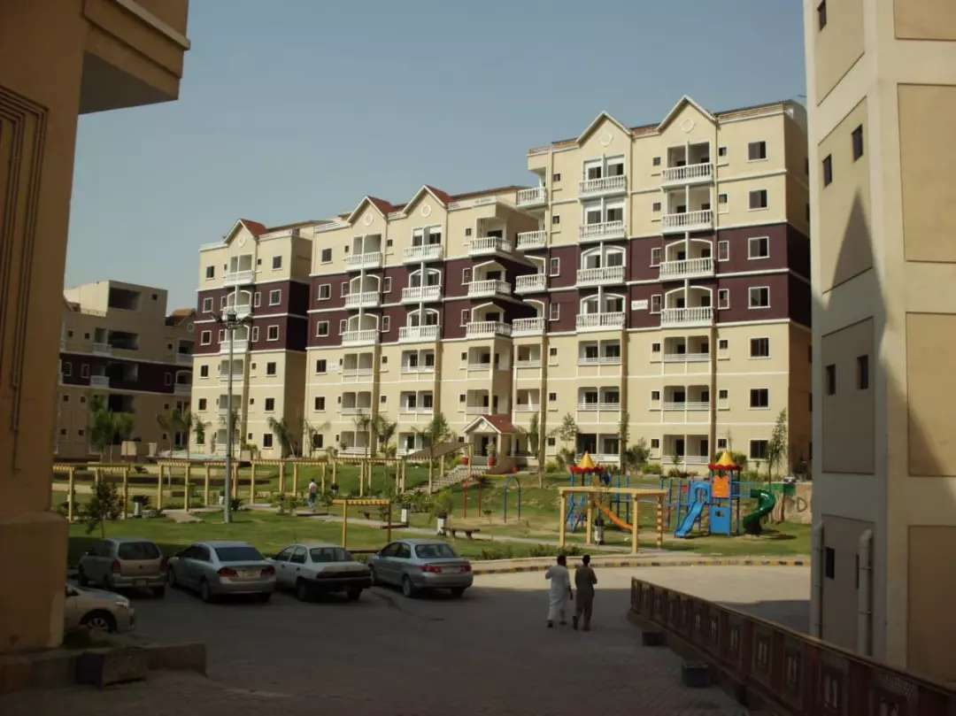 1 bed flat for rent in Defence Residency DHA 2 Islamabad