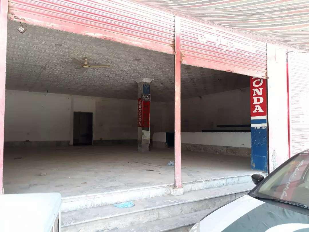 5 Marla Commercial Shops For Rent in Rahimyar khan Road