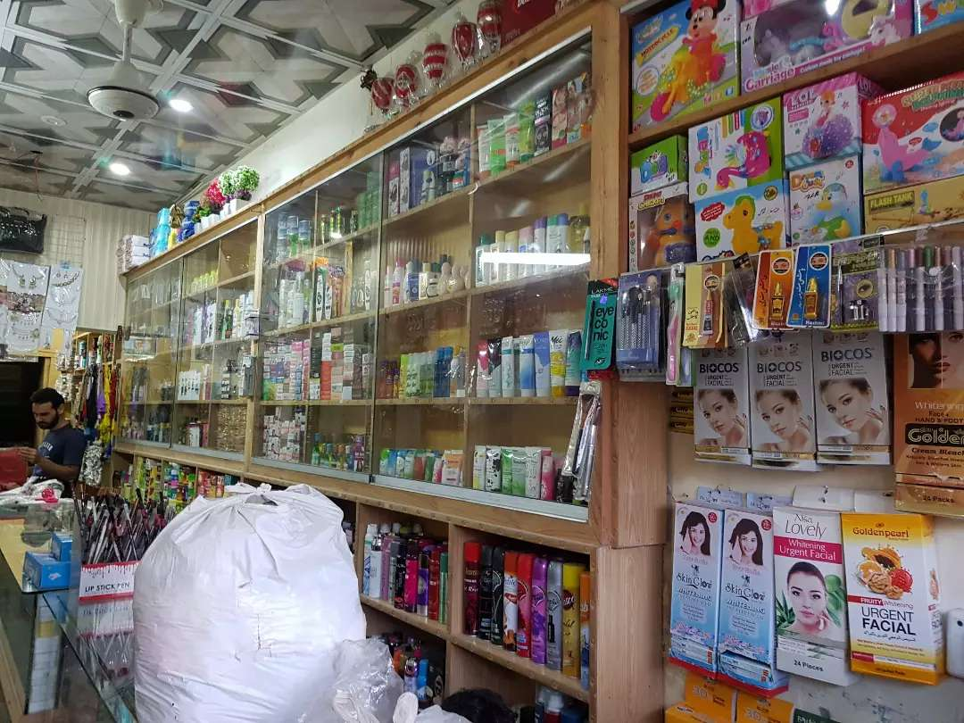 60 Sqft shop for rent in Fatehgahr Main Road Sialkot