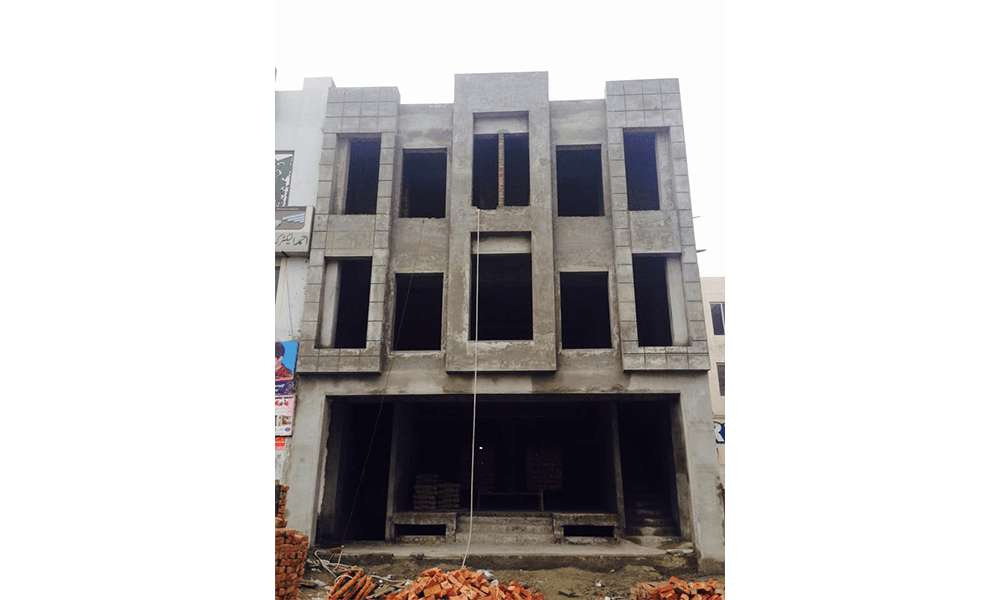 16 Marla Plaza for Rent in Main Bedian Road Lahore