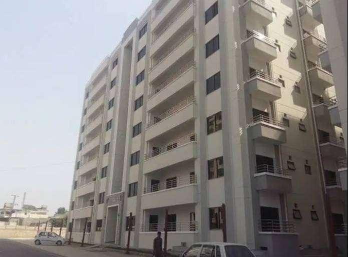 10 Marla Flat for rent in Askari 14 Rawalpindi