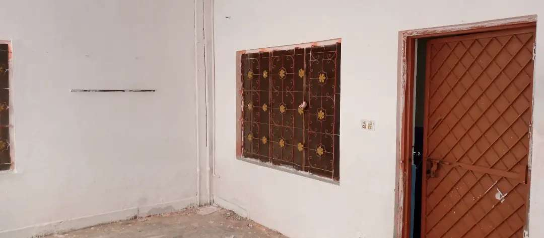 4 Marla Ground portion available for rent in Chakra Road Rawalpindi