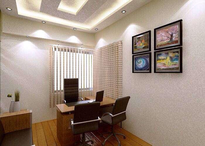 670 Sqft Corporate office For rent near Main Boulevard Gulberg Lahore