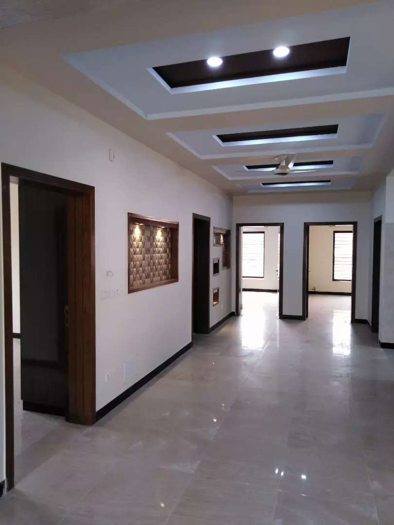 4 bed beautiful lower Portion available for rent in G-15 Islamabad
