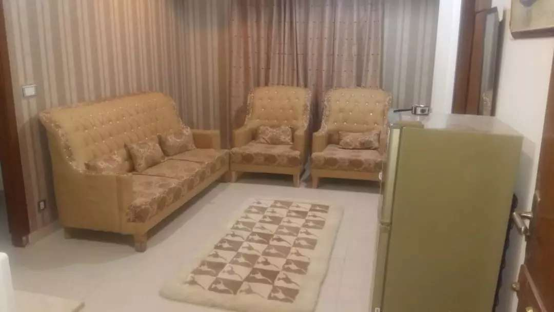 2 Bed Fully Furnished Apartment For Rent in Civic Centre Phase4 Rawalpindi