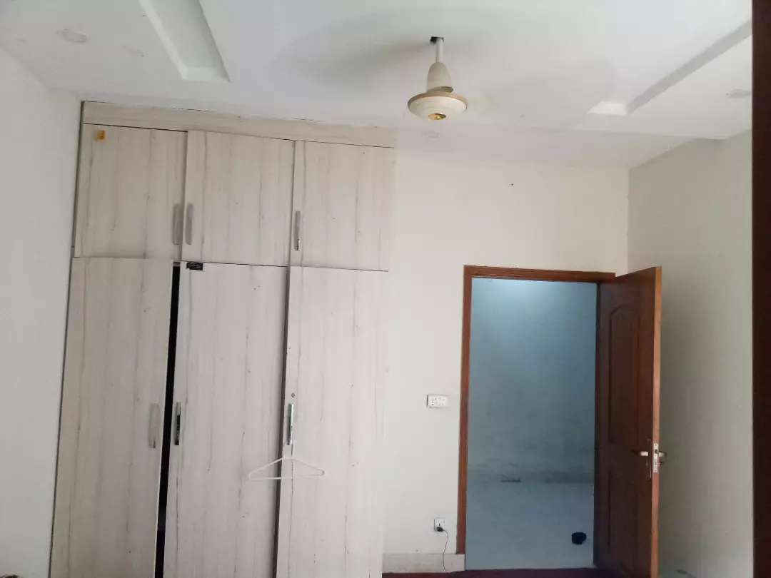 3 Marla 2 bed flat is available for rent in Johar Town Lahore