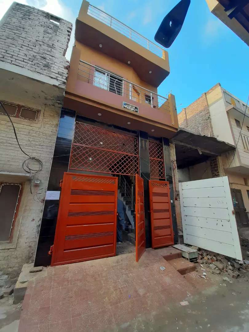 3 Marla Brand new house For Sale in Mansoorabad Faisalabad
