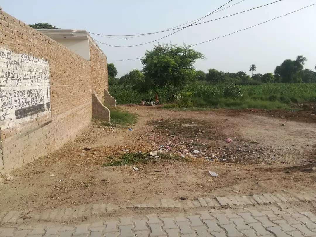 10 Marla Residential plot for sale near to Qasim Bela Multan Cantt