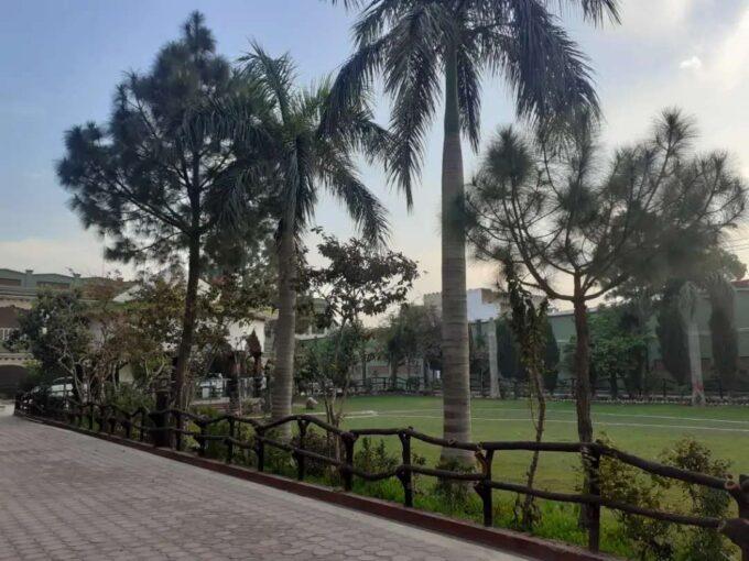 Canal Garden Lahore 1