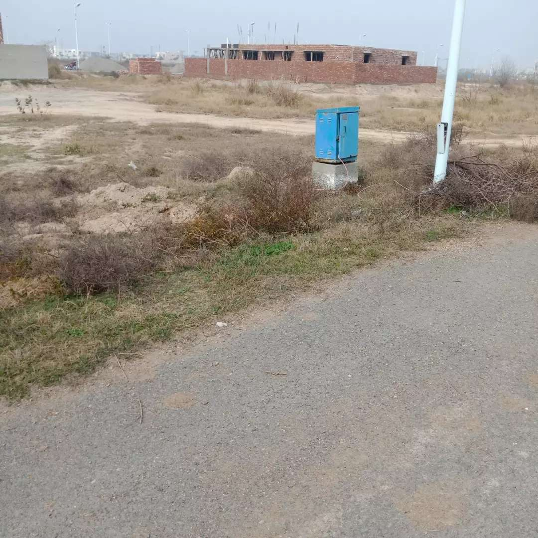 5 Marla Residential Plot For Sale in DHA Phase 9 town Block-A Lahore