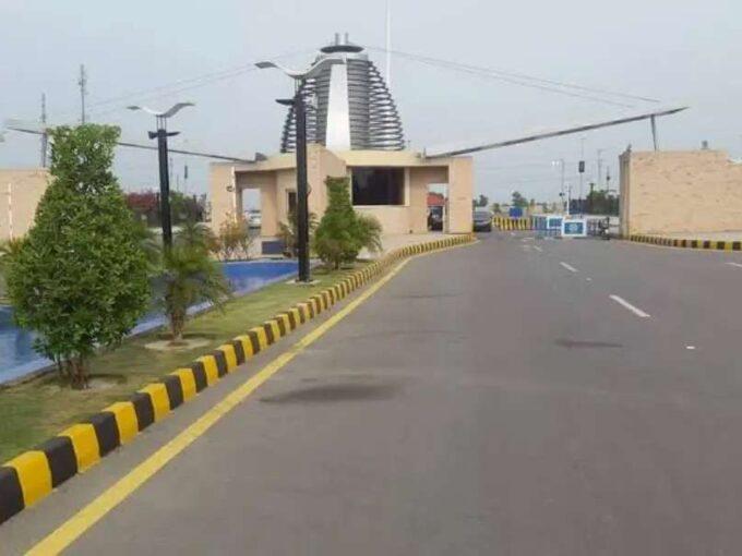 Bahria Orchard Block-J Lahore