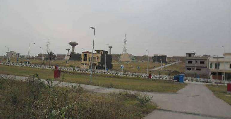 5 Marla Residential Plot for Sale in Bahria Town Phase-8 Rawalpindi