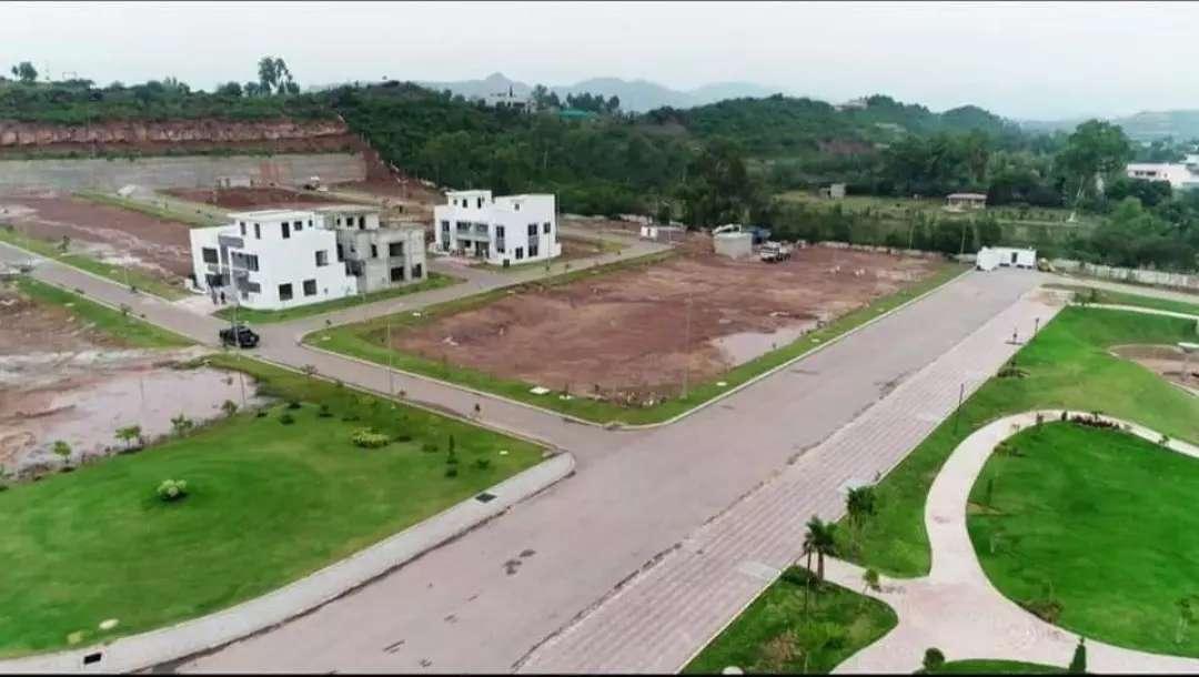 5 Marla Residential Plot For Sale near Bani Gala Park View City Islamabad