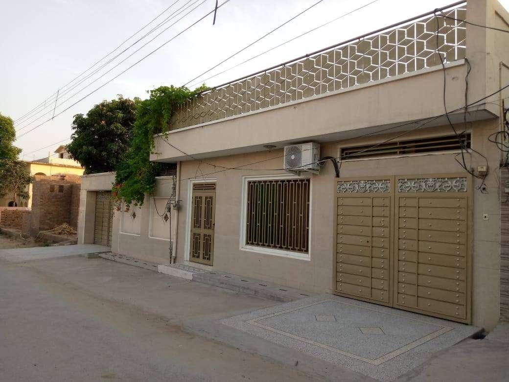 11 Marla Beautiful house For Sale in Darul Islam Colony Attock