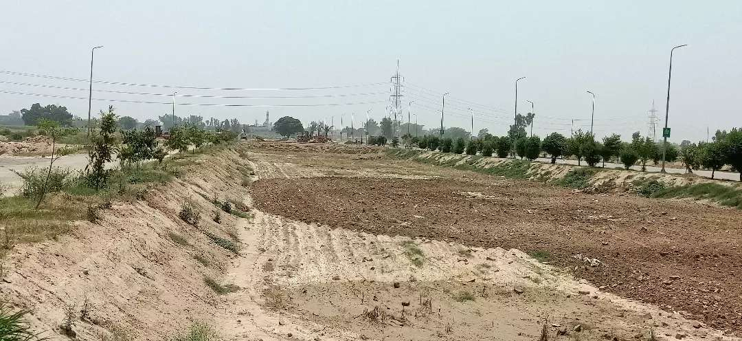 3 Marla Residential Plot For Sale In AL-Kabir Town Phase 2 Lahore