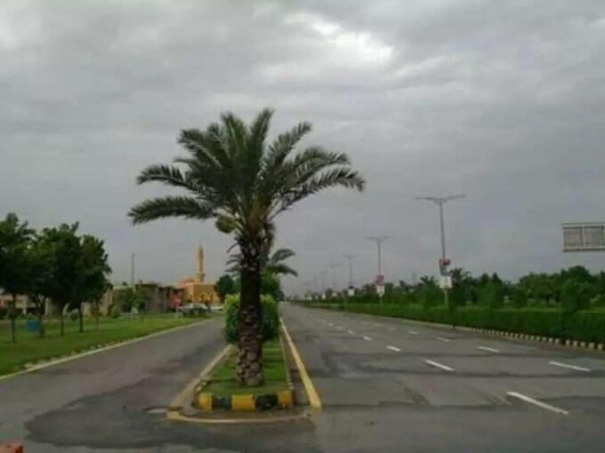 New Lahore City D-Block Lahore