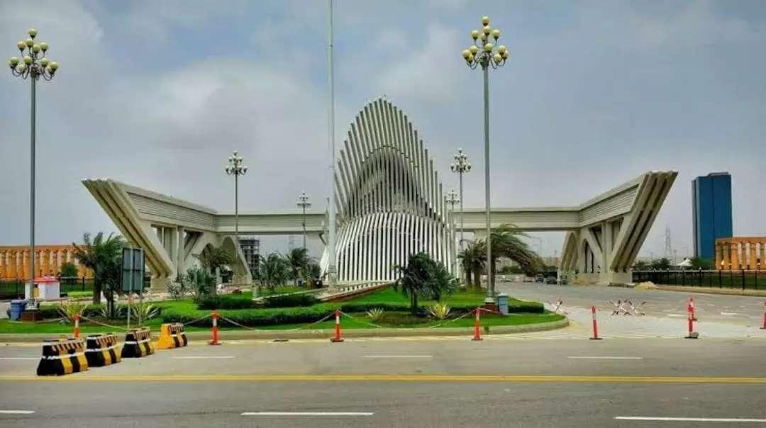 125 SqYd Residential Plot For Sale in Bahria Town Karachi