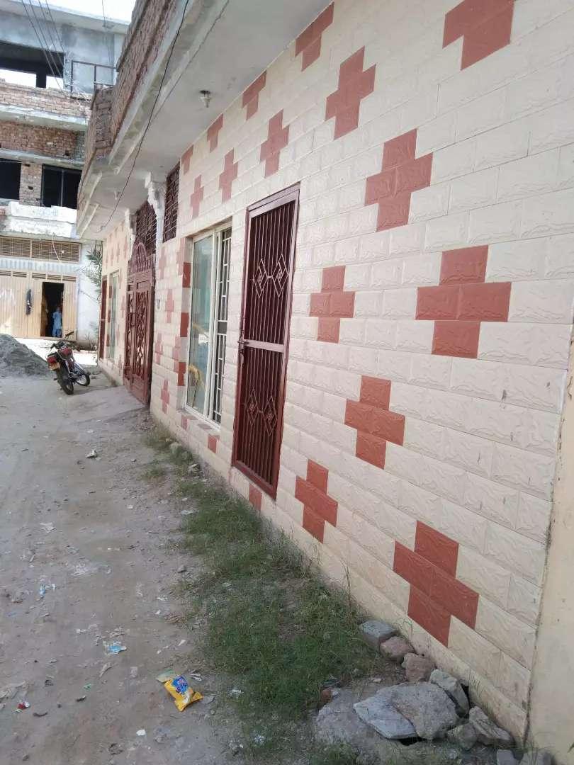 6 Marla corner house available for sale in Farash Islamabad