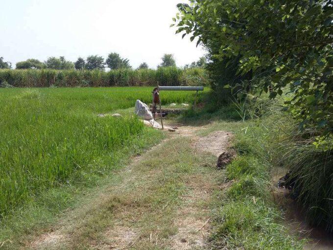 Muzaffargarh 210 Kanal||